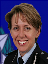 The late assistant commissioner Audrey Fagan