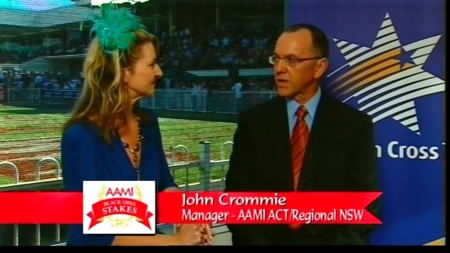Alison Drower and John Crommie
