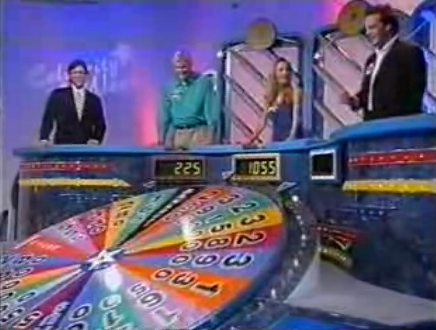Rob Elliott on Wheel of Fortune