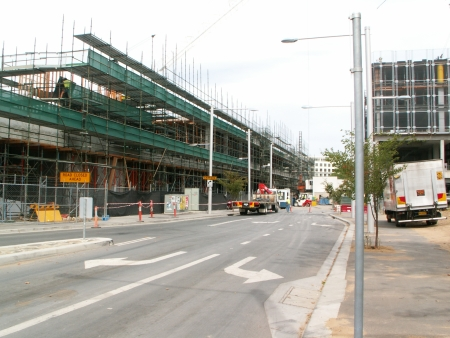 Section 84 Construction from Ballumbir Street