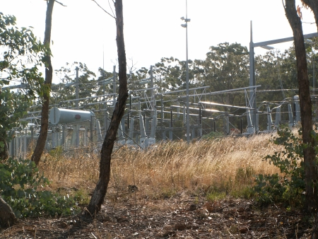 Mount Ainslie Substation