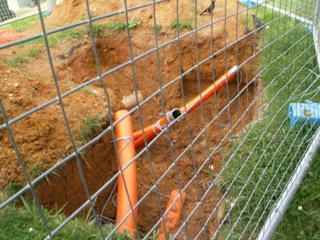 Underground Cabling on Allambee and Currong Streets