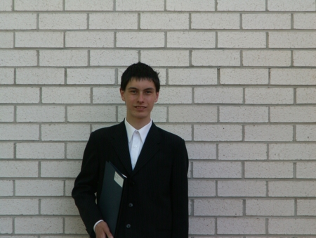 Samuel Gordon-Stewart post year 12 graduation