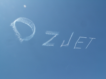 Ozjet Skywriting