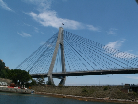 The ANZAC Bridge