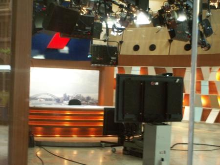Seven News Studio