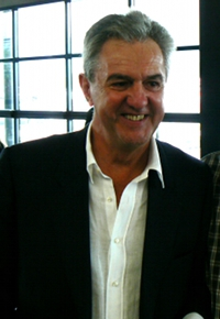 John Kerr at a listener lunch on 2007