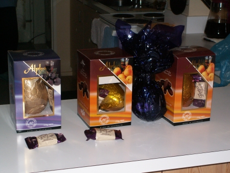 Easter Eggs in 2006