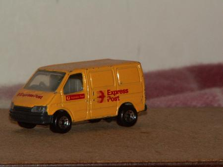 Ford Transit Express Post