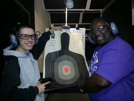 Samuel's second target
