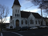 Another grand old church in Petaluma