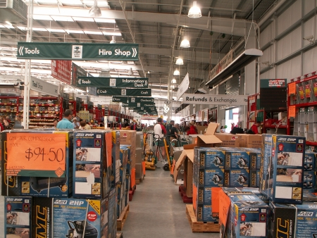 Bunnings Belconnen