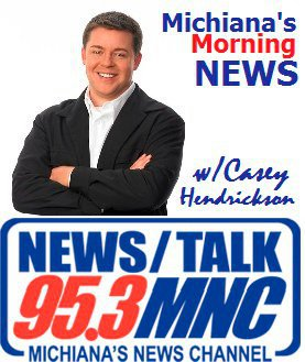 Michiana's Morning News with Casey Hendrickson