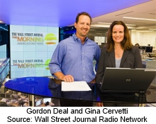 Gordon Deal and Gina Cervetti