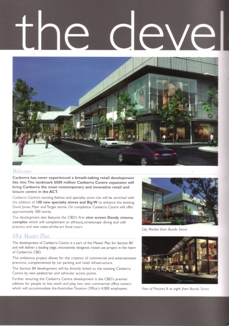 Canberra Centre Section 84 Newsletter, Edition 1, Page 2