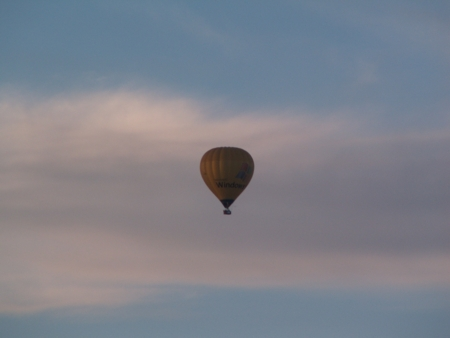 Windows XP Hot Air Balloon