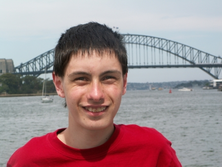 Samuel Gordon-Stewart and the Sydney Harbour Bridge