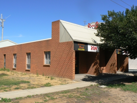 2QN Building Deniliquin