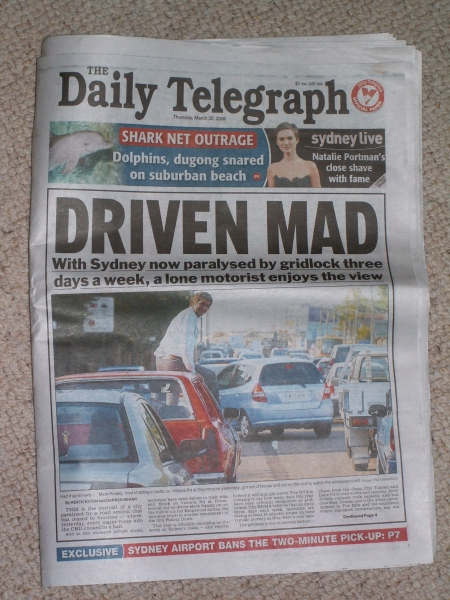 The Daily Telegraph, Thursday March 30, 2006