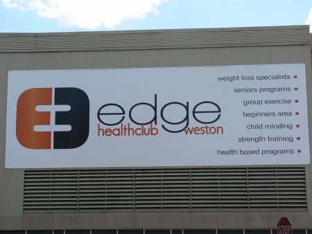 Edge Health Club Weston