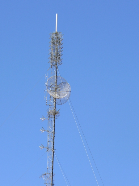 The Jerilderie Phone Tower