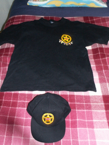 Vegemite T-Shirt and Cap