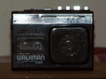 My main portable radio